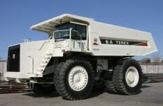 Terex TR100 parts for TEREX rigid damper