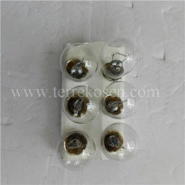 Terex ming truck parts for tr100 tr60 tr50 bulb 15258873