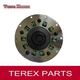 Terex 15021228 TR50 TR60 TR100 parts coupling damper