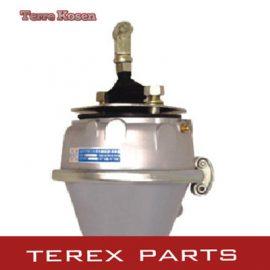 09259128 09259129 Terex dump truck front brake pump for 3305