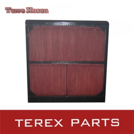 OEM terex tr100 minig truck Water tank cooling radiator 15311874