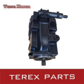 PTO piston hydraulic pump for terex truck steering15256582