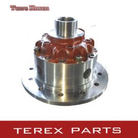 Quality truck differential shell assembly 09373644