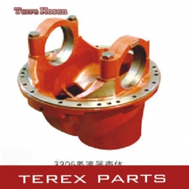 Terex Differential shell 09265261 for 3305