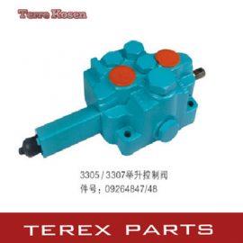 Terex Dump Truck Spare Parts Hoist Valve 09264847