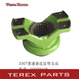 Terex Heavy Dump Truck 3307 9233425 Differential Connecting Arm