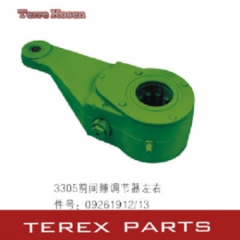 Terex Mine Dump Truck 3307 Right Clearence Adjuster