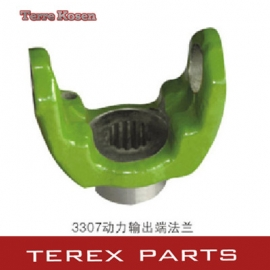 Terex nhl Mining Truck 3307 Output Flange