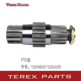 Terex Shaft drive Pto 15245600