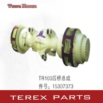 Terex Spare Parts Banjo Spindle Assy 15307373 Tr100