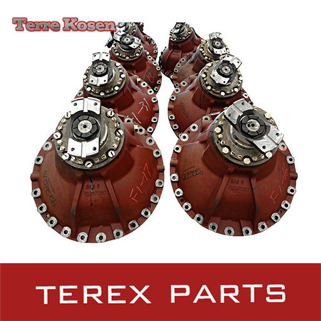 Terex Spare Parts Differential Assy 15007642 TR100 3311E