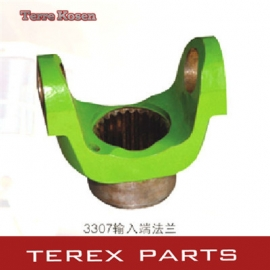 Terex nhl Mining Truck 3307 input Flange 09264802