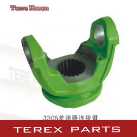 terex 3305 differential spacer 09265937