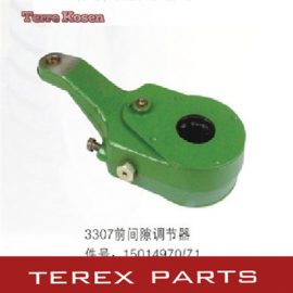 terex 3307 before the gap regulator 15014970 15014971