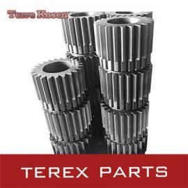 terex NHL heavy duty truck part 2rd gear 15019484