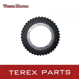 terex spare parts differntial gear set 9250389