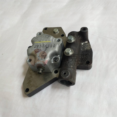 29536480 2 1 TEREX parts 29536480 VALVE-LOCKUP for  TR50 TR60 rigid dump truck