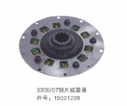 TEREX parts 15021228 DAMPER