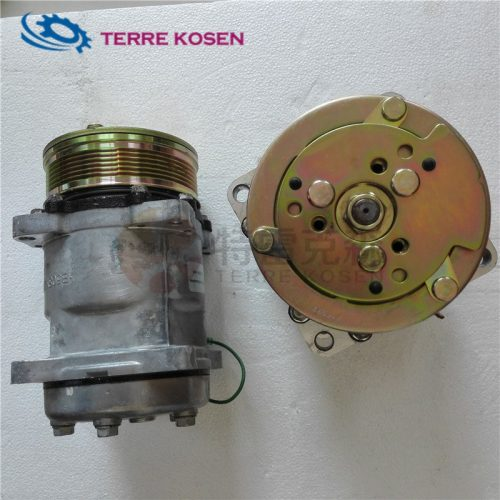 TEREX OEM and Genuine parts 20002099 COMPRESSOR with High Quality for  TR50  dump truck