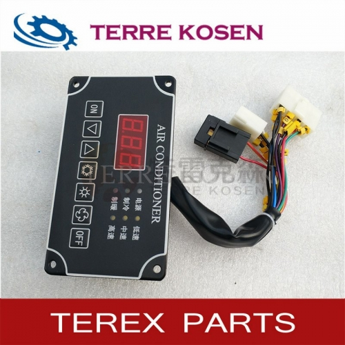 20011058 2 TEREX parts 20011058 CONTROL PANEL for TR35A TR50 TR60 rigid dump truck