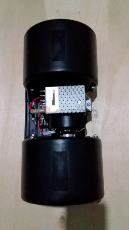 TEREX parts 20011454 BLOWER UNIT