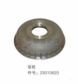 TEREX parts 23010620 PUMP