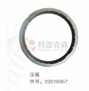 TEREX parts 23016957 PLATE