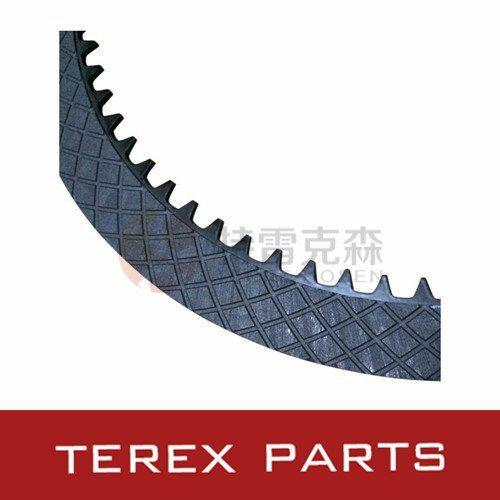 23041616 2 TEREX parts 23041616 PLATE-INTER SPLINED for  TR50 TR60 rigid dump truck