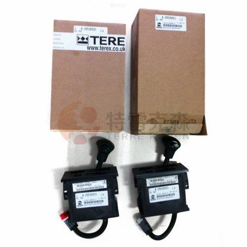 29536931 4 TEREX parts 29536931 ALLISON SHIFT SELECTOR for  TR50 TR60 rigid dump truck