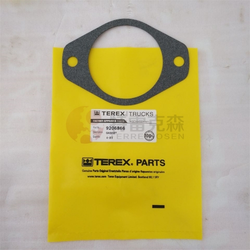 TEREX parts 09206866 GASKET for TR35A rigid dump truck 1