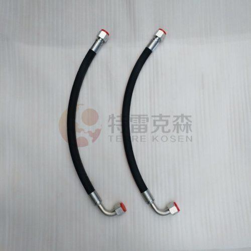 TEREX parts 15318242 HOSE ASSY -12HP 285 LG 0 F/S 90 F/S