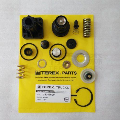 TEREX parts 15047500 SEALS