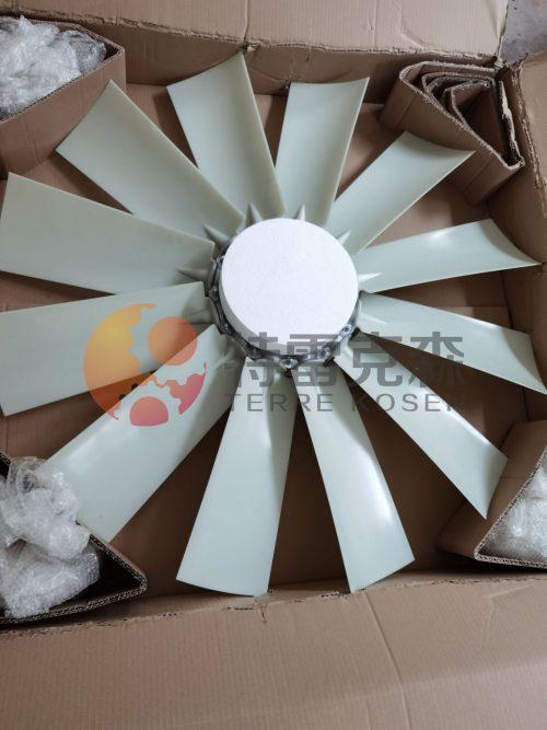 terex 20019816 fan for tr100